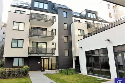 Gartentraum: 105m² Neubau mit Terrasse + Eigengarten - 1030 Wien