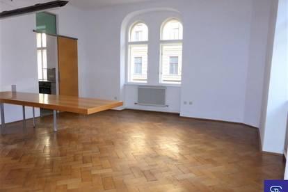 Währinger Park: 118m² Altbau mit Einbauküche - 1180 Wien