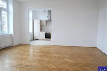 Erstbezug: Toprenovierter 59m² Altbau mit Einbauküche - 1140 Wien