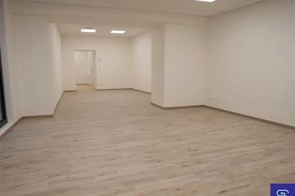 Erstbezug: 61m² Atelier oder Lager in unbefristeter Hauptmiete - 1070 Wien!