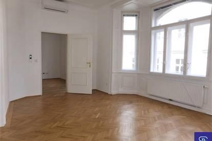 Unbefristeter 101m² Stilaltbau mit Einbauküche und Lift - 1070 Wien