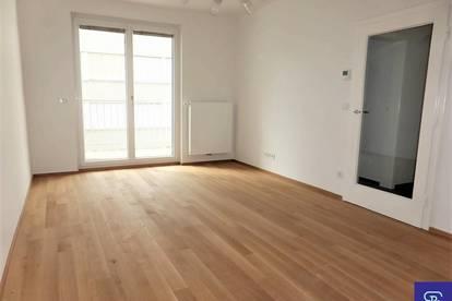 Erstbezug: 55m² Neubau mit Einbauküche und Balkon - 1160 Wien!