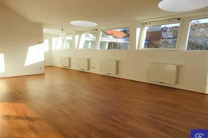 Exklusive 67m² DG-Wohnung mit Einbauküche und Terrasse in Toplage - 1080 Wien