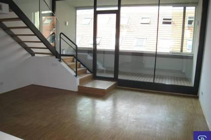 Unbefristete 100m² Wohnung mit Loggia mit Einbauküche beim Naschmarkt!