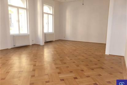 Unbefristeter 157m² Altbau-Erstbezug mit Einbauküche in Toplage - 1030 Wien