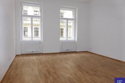 Unbefristeter 68m² Altbau mit 3 Zimmern beim Spittelberg - 1070 Wien