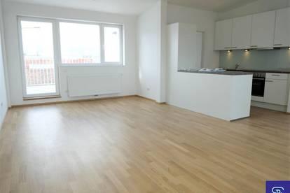Erstbezug: 103m² DG-Wohnung + 19m² Terrassen mit Einbauküche!