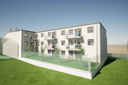 * Neubau * KFZ Garagenplatz * Balkon * 3 Zimmer *