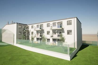 Gartenwohnung * Neubau * KFZ Garagenplatz * Barrierefrei * PROVISIONSFREI