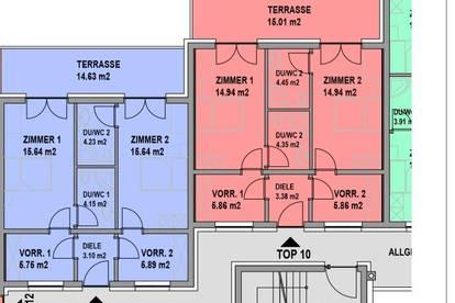 3 Zimmer Wohnung (Top 8)