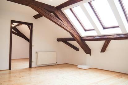 Ziegel statt Beton! Ruhige 63 m² Wohnung im Zentrum von Freistadt provisionsfrei zu vermieten!