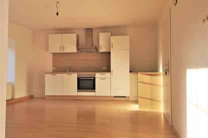 59 m² Wohnung im Stadtzentrum mit Gartenbenützung