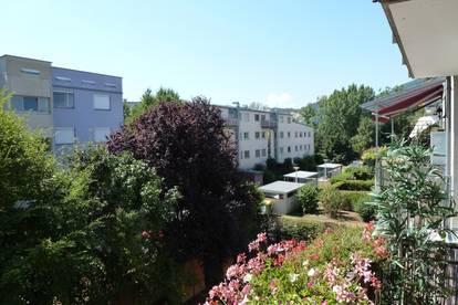 PROVISIONSFREI: Perfekt aufgeteilte sonnige 80m2  Wohnung mit Südterrasse - MURRADWEG Arlandgrund ANDRITZ
