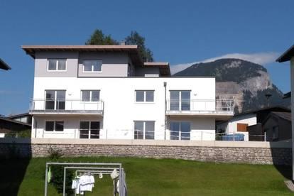 NEUBAU Penthouse Wohnung mit exklusiven Blick auf die Tiroler Berge