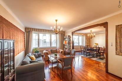 ** HELLE 5-ZIMMER-LUXUSWOHNUNG IN ABSOLUTER TOP-LAGE **