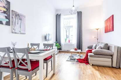 ❗Moderne, vollmöblierte Wohnung (inkl. Wifi) zur Zwischenmiete (1-6 Monate)❗