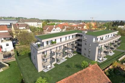 Penthousewohnung im Herzen von Gleisdorf …! (Provisionsfrei)