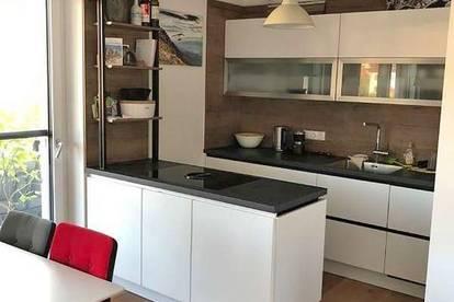 Komfortable Mietwohnung mit 29m² Terrasse ...!
