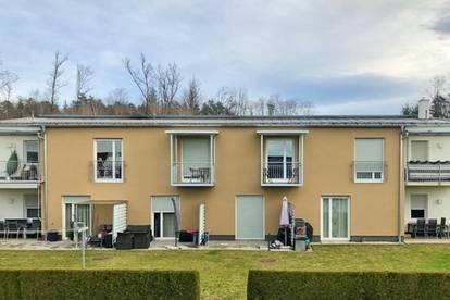 Ruhige, neuwertige Zweizimmerwohnung mit Balkon in der Nähe von Gleisdorf ...!