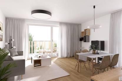 Lichtdurchflutete Neubauwohnung in bester Lage- PROVISIONSFREI