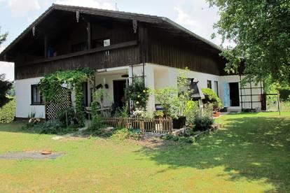 Freistehendes Einfamilienhaus in Hochburg-Ach