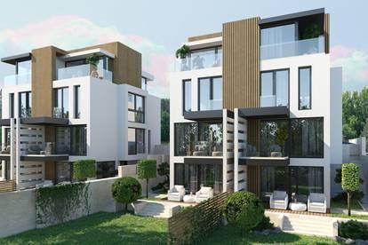 The Modeen ! Four Arts of modern housing in green Hietzing ! Jetzt vormerken !