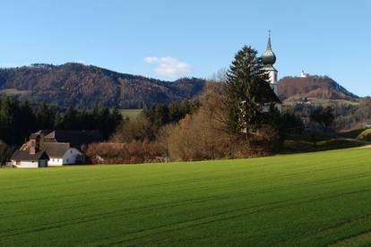 Bauernhaus mit Stadel, 1352 qm Grundstück, idyllische Lage im südlichen Lavanttal, sanierungsbedürftig