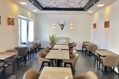 Exklusive Cafe Restaurant Neuwertig!