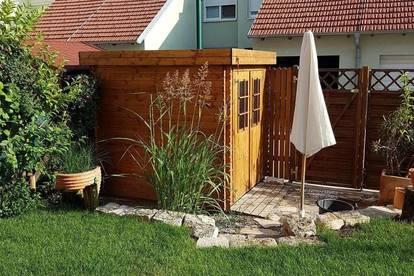 Wohnung mit Eigengarten