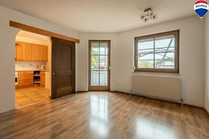 Drei Zimmer Wohnung in ruhiger Lage und im Herzen von Brixen im Thale zu vermieten!