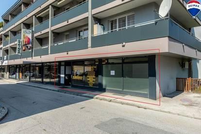 Geschäftslokal in sehr guter Lage in der Wörgler Einkaufsstraße zu mieten!