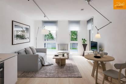*NEUBAU ERSTBEZUG* 2-Zimmer-Terrassenwohnung mit Garagen Stellplatz!