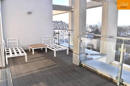 * URLAUBSFEELING PUR * DG-Maisonette mit 5 Terrassen und Wasserblick!