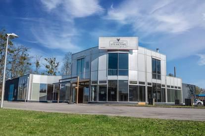 Exklusiver Betriebsstandort für Gastronomie/Handel/Produktion direkt an der Autobahnabfahrt A2-Hartberg