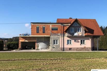 Wohnhaus mit zwei Wohneinheiten in Kaindorf bei Hartberg!!!