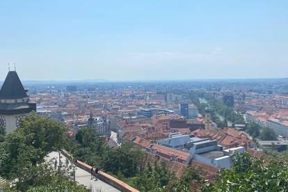 Repräsentative Stadtvilla über den Dächern von Graz