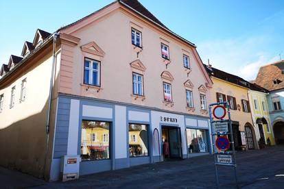 Gewerbeimmobilie in der Innenstadt von Hartberg