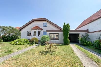 Einfamilienhaus in Grünruhelage mit 623 m2 großen Garten in Klingenbach zu verkaufen!