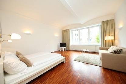 Top ausgestattete Altbauwohnung in Wiener CIty zur Kurzzeitmiete!