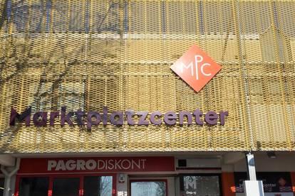 50 m² DIENSTLEISTUNGS- /BÜROFLÄCHE  -  1. OG  -  Lift  -  MPC Markt-Platz-Center Marchtrenk