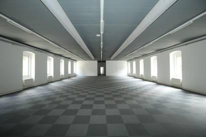 480 m² Bürofläche in der vollsanierten Klammühle an der A7 (2OG)