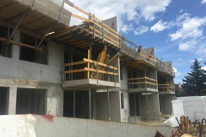 2 Zi Wohnung mit Balkon / Niedrigenergiehaus