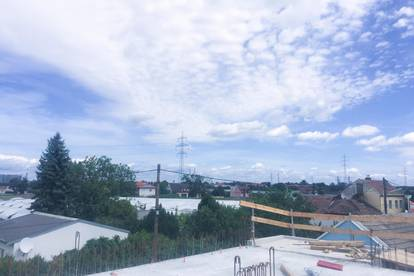 2 Zi Dachgeschosswohnung mit Terrasse - Niedrigenergiehaus in Ruhelage