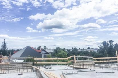 3 Zi DG-Wohnung mit XXL Terrasse - Niedrigenergiehaus