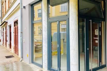 INNENSTADT ERSTBEZUG: Büro - Geschäftslokal