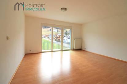 Frastanz: Schöne 2, 5-Zimmerwohnung (ca. 47m2) mit Balkon zu vermieten!
