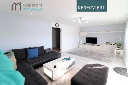 Ruhig, Sonne satt, geräumig: saniertes Reihenhaus (ca. 110 m²) mit Einliegerwohnung (ca. 40 m²) in Götzis zu verkaufen!
