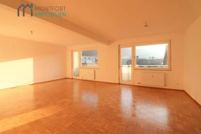Exklusive 3,5-Zimmerwohnung (ca. 111m²) mit Garage in Feldkirch – Stadt zu vermieten!