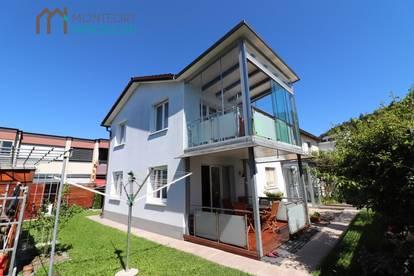 Feldkirch-Gisingen: gepflegte Doppelhaushälfte mit schönem Garten