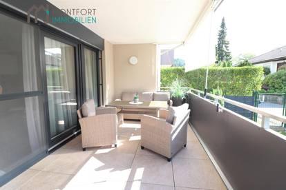 Einziehen, wohlfühlen: junge 3-Zimmer-Gartenwohnung in Feldkirch (Altenstadt) in Bestlage zu verkaufen!